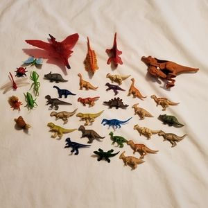 Other - Dinosaurs and Bugs